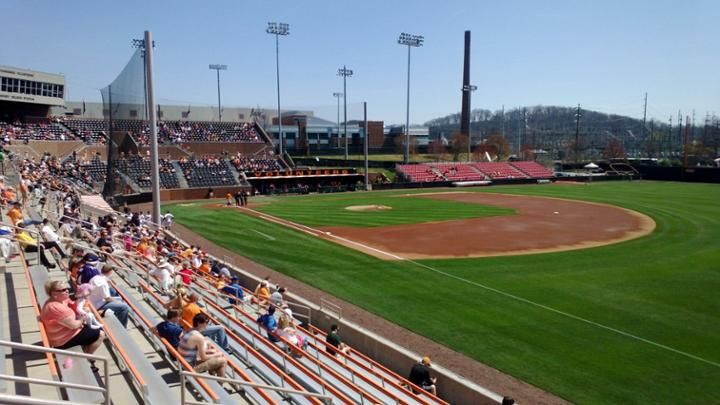 Lindsey Nelson Stadium University Of Tennessee Knoxville Tn Baseball Stadium Stadium University Of Tennessee