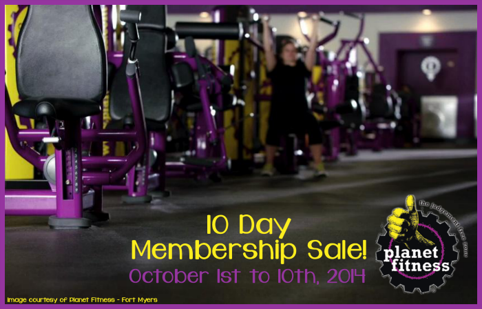 Planetfitness 10 Membership Promotion Oct 1 10 2014 10 Month With No Commitment It S On Planet Fitness Workout Planet Fitness Gym Fitness