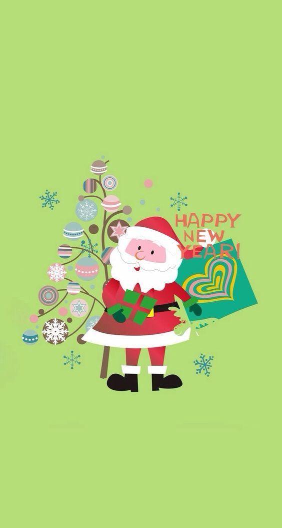 fondos-pantalla-navidad-celular-imagenes-navideñas-papa-noel-26   Imágenes Bonitas Gratis