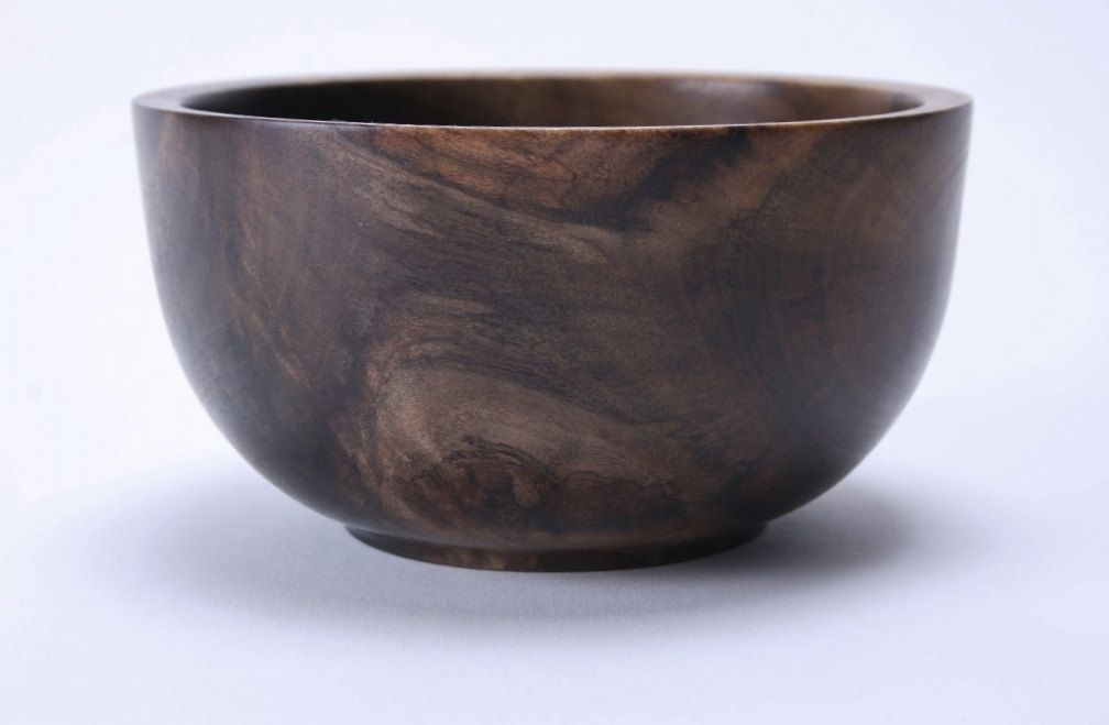 Poplar Wood Bowl