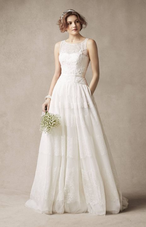New Melissa Sweet Wedding Dresses: So Lovely I Almost Want to Get ...