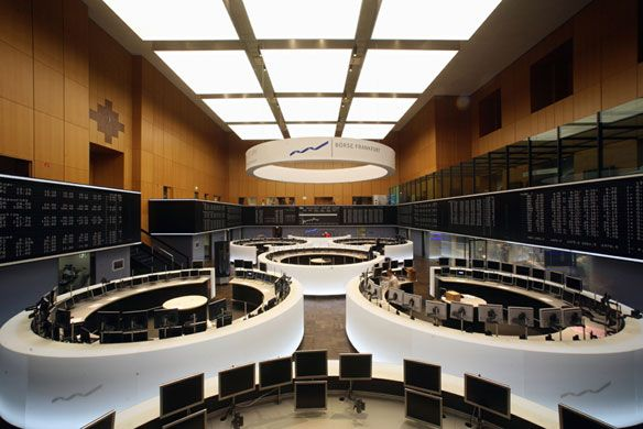 Broker forex singapore frankfurt stock
