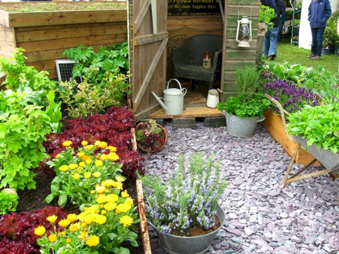 Vegetable garden design   Vegetable Garden Ideas For Amazing Home Front Yard  Gardening