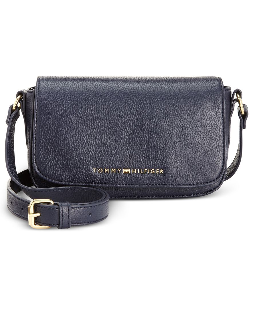 ed1655d51f54e Crossover Bags. Tommy Hilfiger Claire Small Flap Crossbody Tommy Hilfiger  Handbags