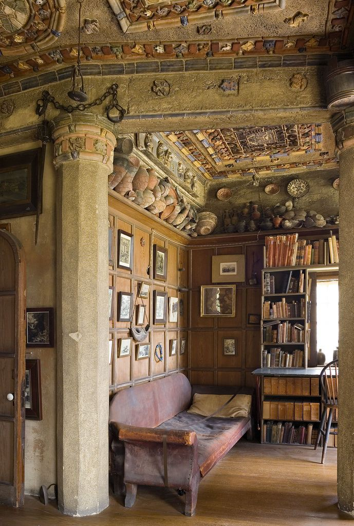 Private Library Study Rooms: Architecture, Home Libraries