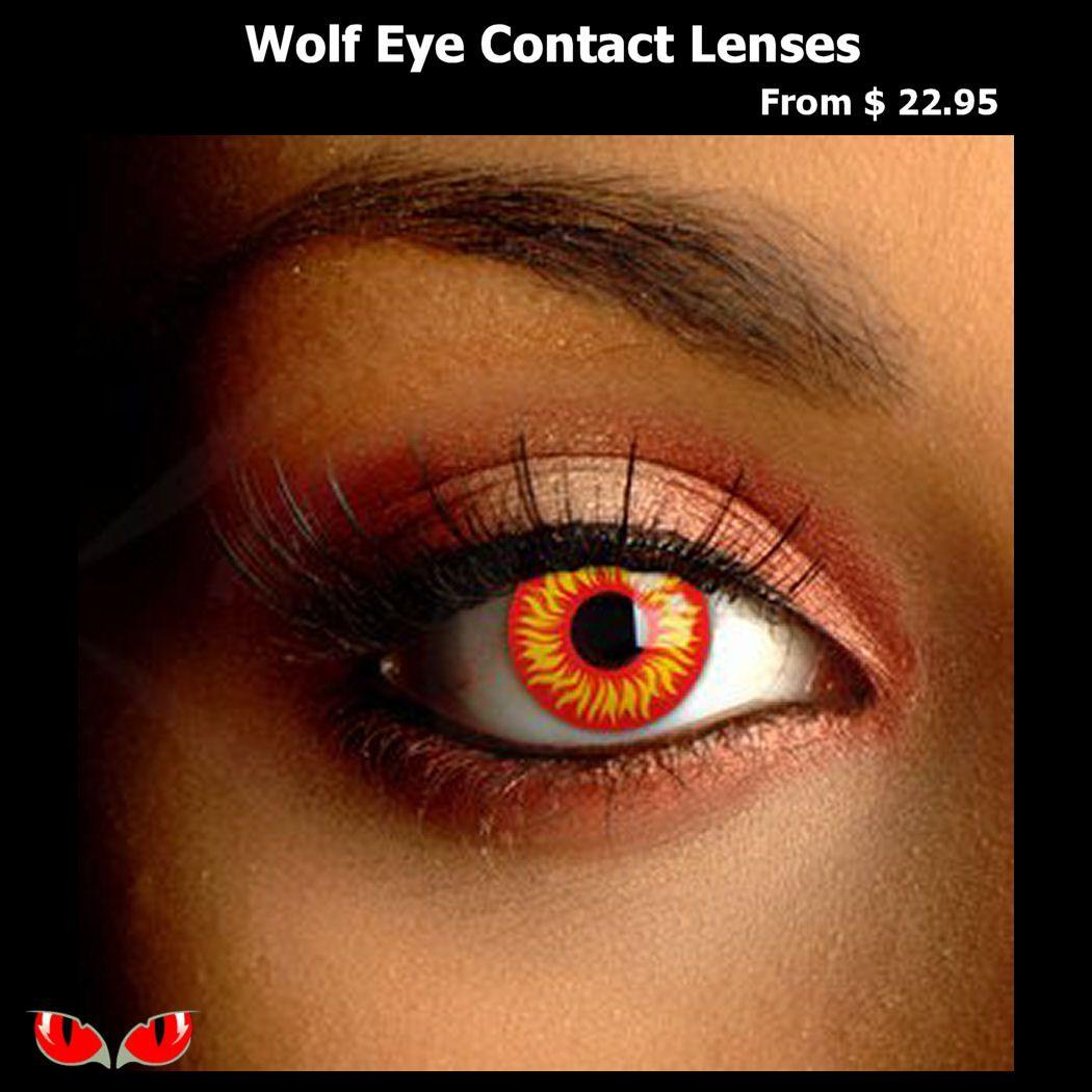 Wolf Eye Contact Lenses In 2020 Eye Contact Lenses Wolf Eyes Contact Lenses Colored
