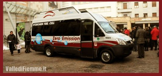 2 Bus a idrogeno sono costati come 36 a metano
