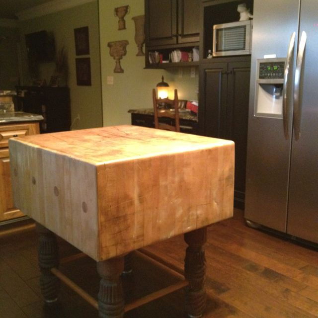 Butcher S Block Butcher Block Tables Small Country