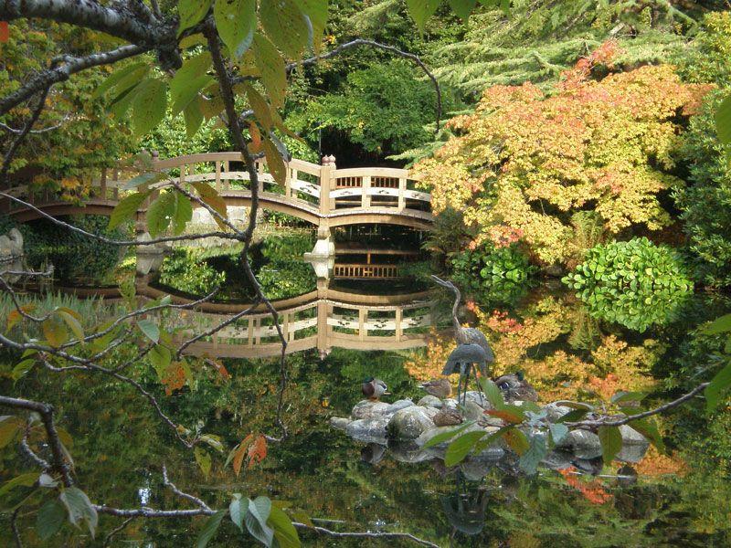 Hatley Castle, Vancouver Island | Japanese garden design ...