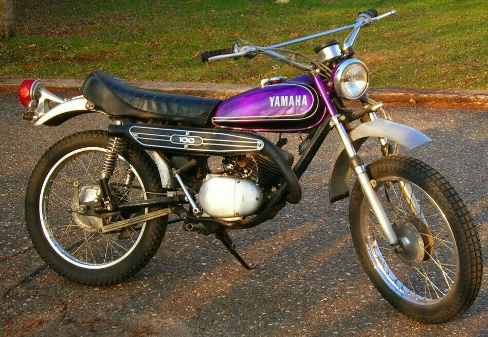 1973 Yamaha Lt3 Enduro 100 Motorcycle Yamaha Dirt Bikes Enduro Motorcycle Yamaha