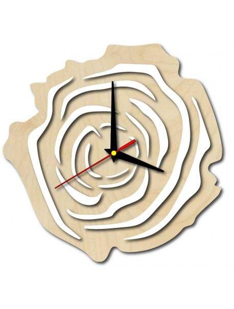 Stilvolle Wanduhren - Ringe Artikel-Nr X0065-Creative wall clock - schöne wanduhren wohnzimmer
