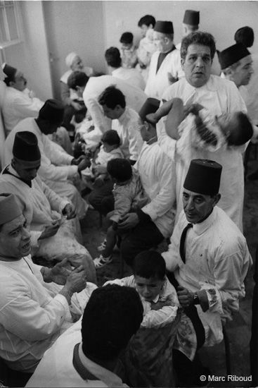 Marc RIBOUD, Maroc, 1973