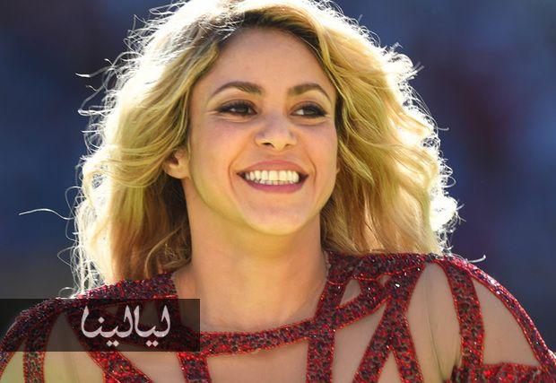 فيديو شاكيرا وطفلها الصغير ساشا في شهره السادس يلعب كرة القدم ويبدو أكبر عمرا موقع ليالينا Shakira Shakira Young Childhood Photos