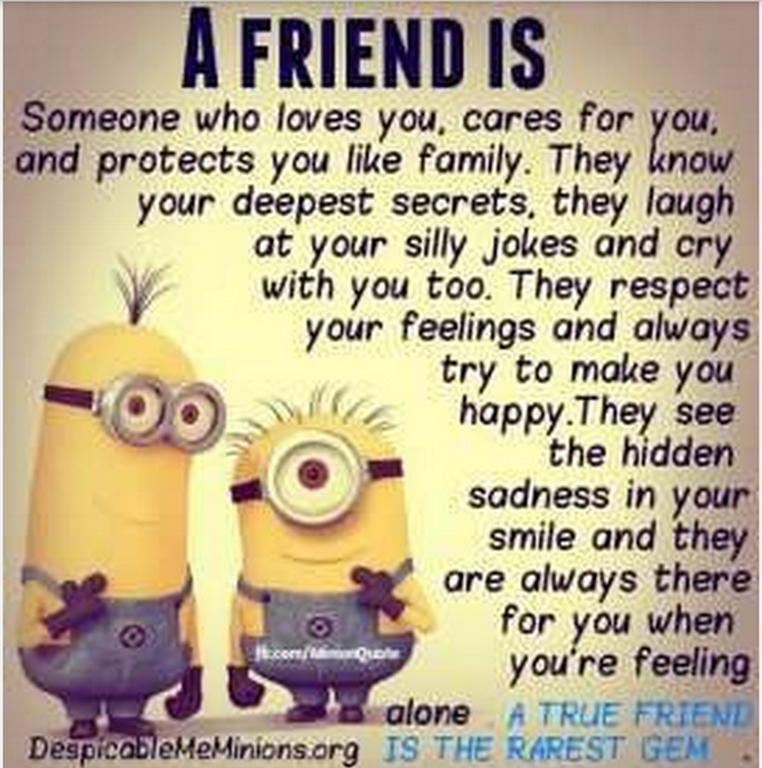 minion quote about friendship despicable me quotes best friend