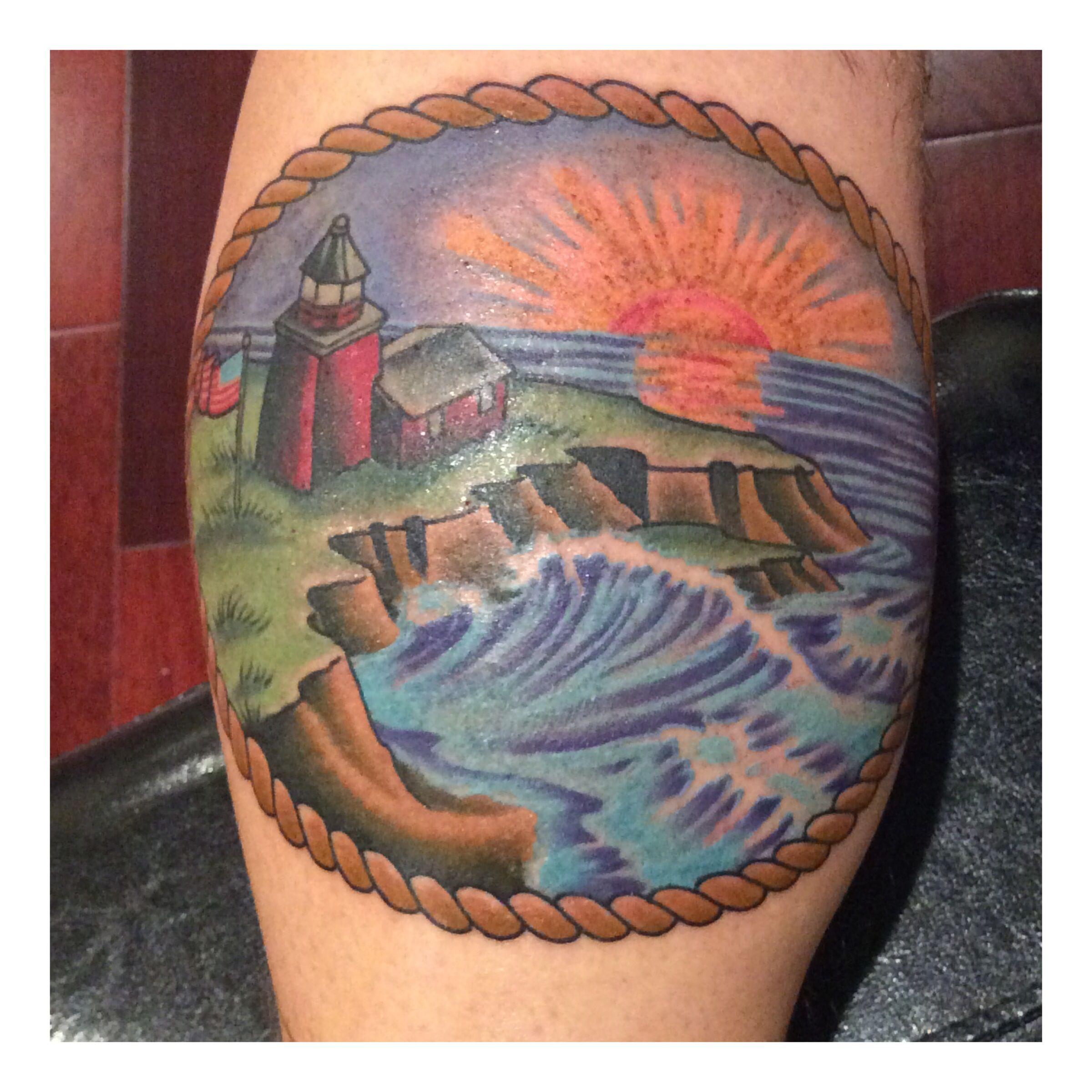 Tattoo by Jojo Miller, Dynamic Ink, Eternal Ink, Radiant