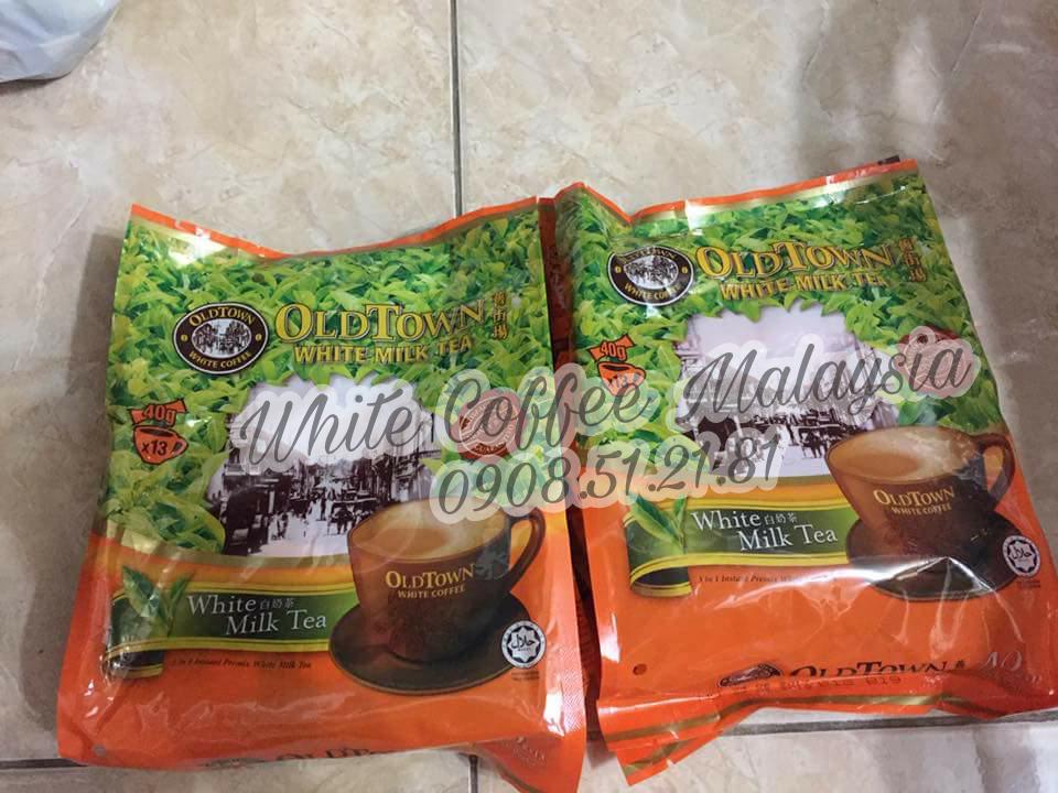 Trà Sữa OLDTOWN Malaysia Trà sữa, Malaysia, Sữa
