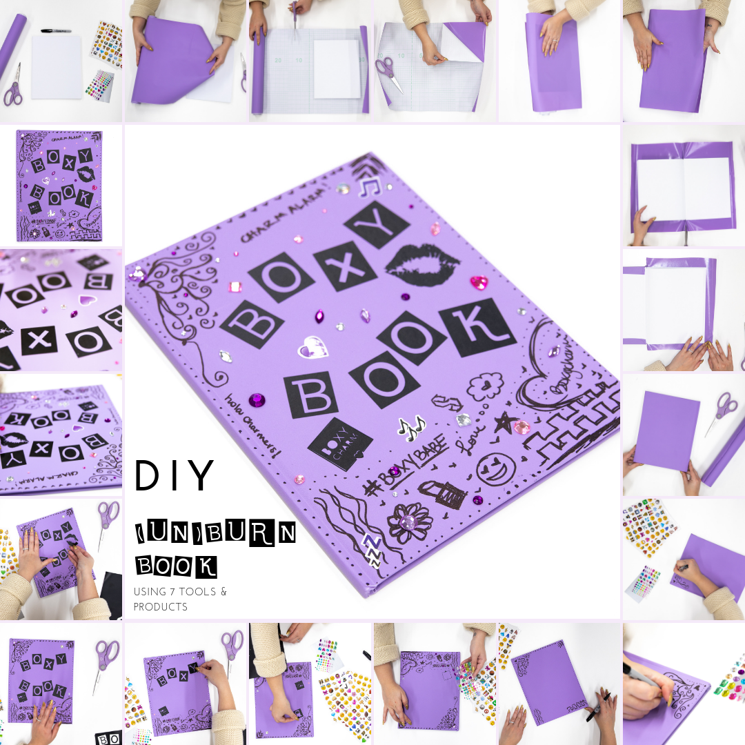 Whether it be for scrapbooking or taking notes, this DIY