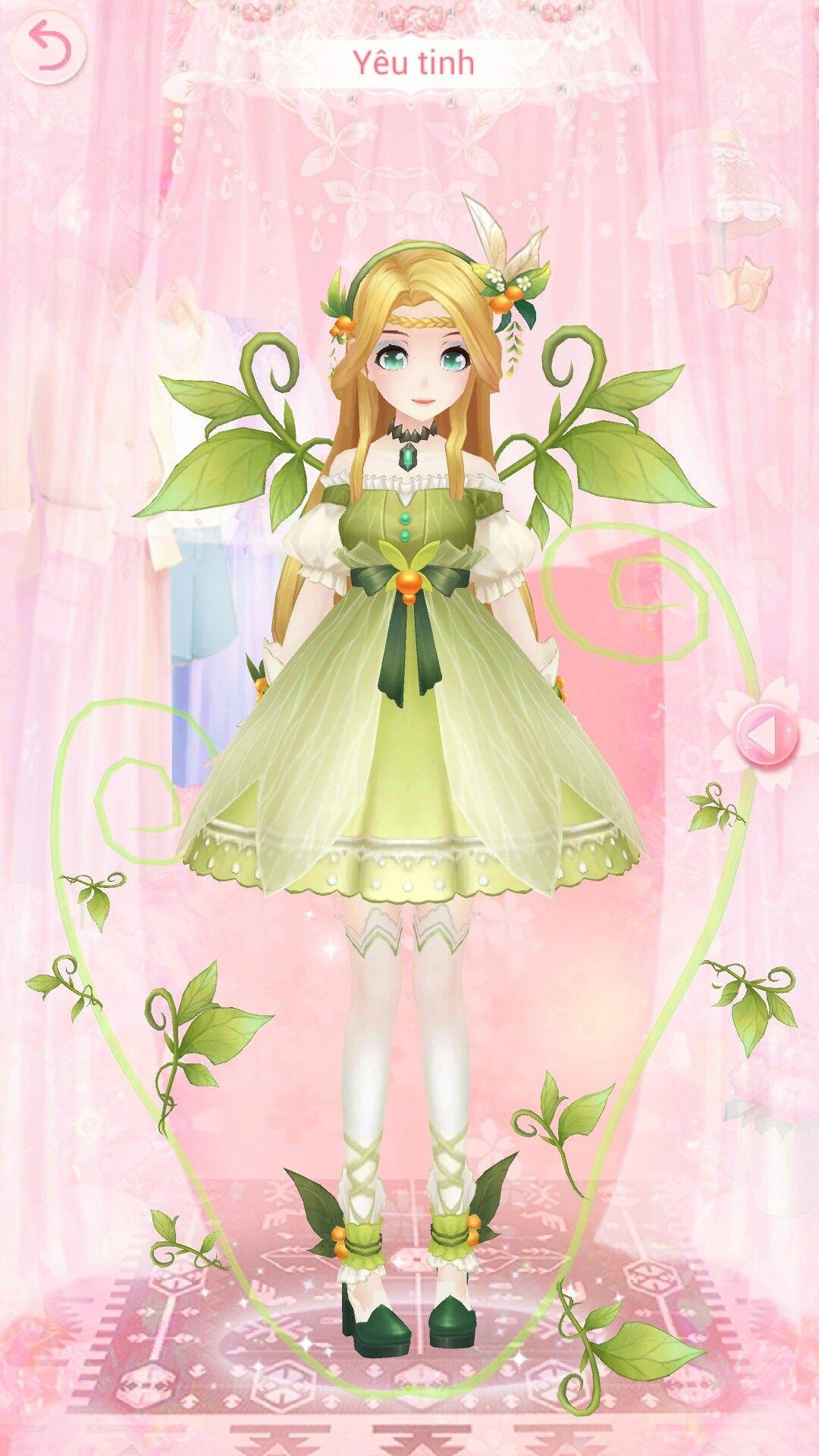 Game Học viện thời trang Alice 3D - Yêu tinh