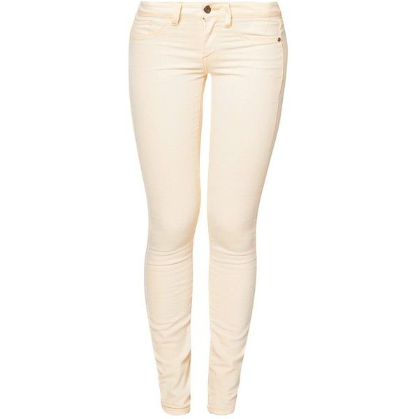 0cd892b51d8fa4 Tiffosi BLAKE Slim fit jeans ($31) ❤ liked on Polyvore featuring jeans,  orange, orange jeans, slim cut jeans, slim jeans, pink jeans and slim fit  jeans