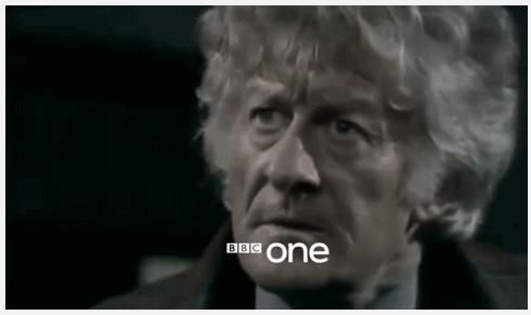 The Third Doctor [gif]