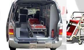 Spesifikasi Ambulance Kia Pregio Karoseri Ambulance