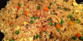 Panda Express Copycat Fried Rice Recipe  - Food.com #whitericerecipes