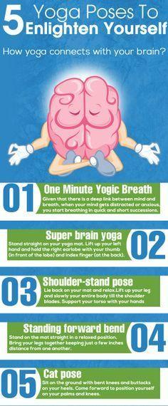 Best Yoga Poses To Enlighten Yourself