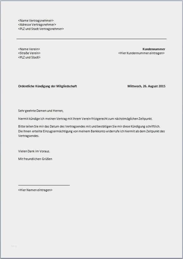 31 Elegant Mietvertrag Kundigungsschreiben Vorlage Galerie In 2020 Vorlagen Word Kundigung Schreiben Vertrag