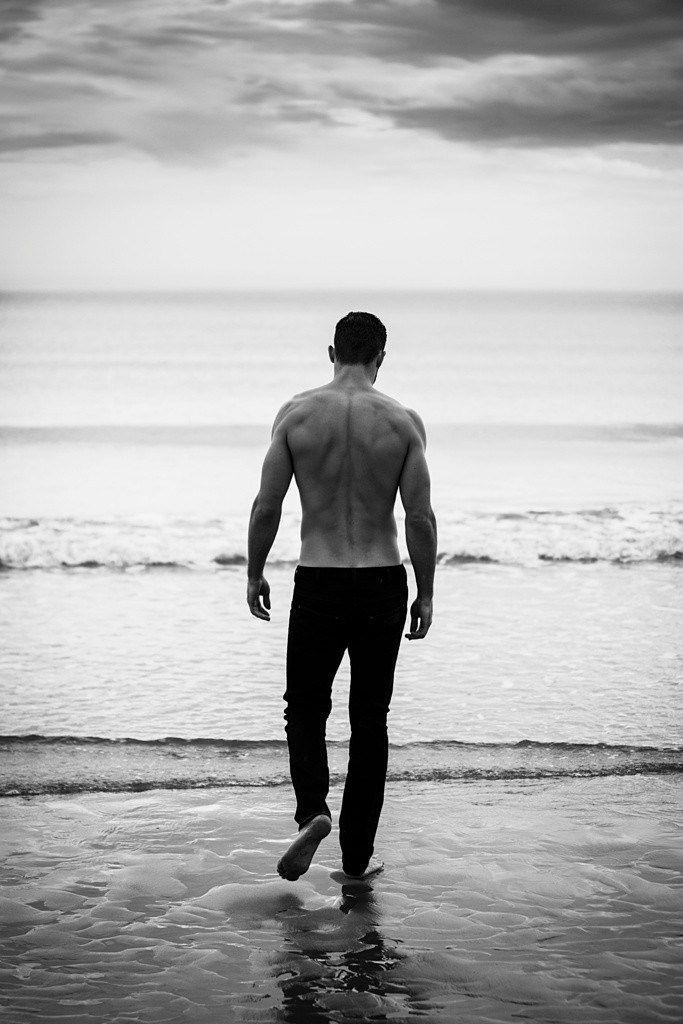Beach Boy | Adam Cowie by Specular - Fashionably Male | Beach photography  poses, Photography poses for men, Beach photography