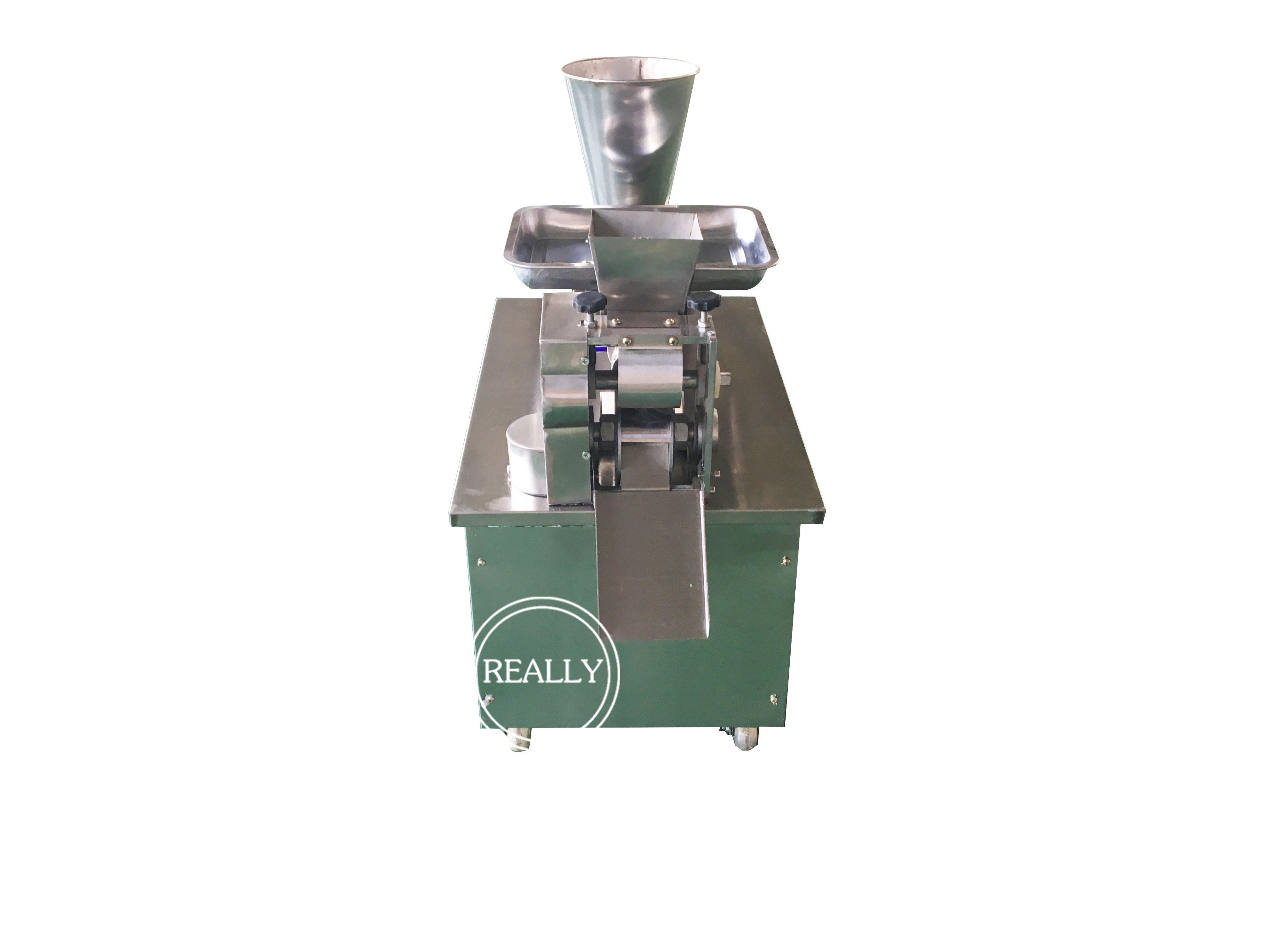Automatic dumpling machine mulfunction dumpling making