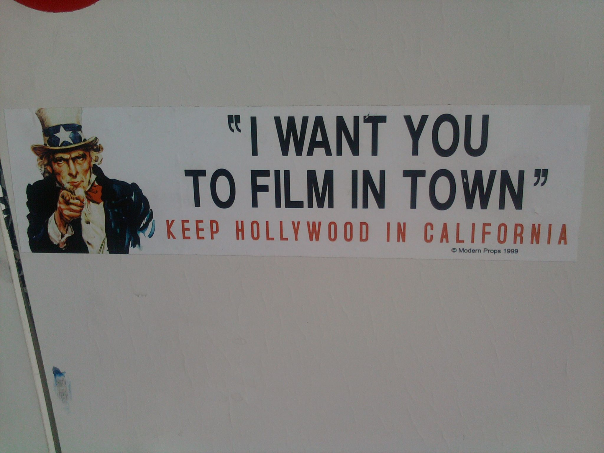 'Filming it Local' as an international festival makes sense to us...even in Hollywood. Film it here, if you are here!