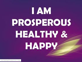30 Successful Affirmations for Money12