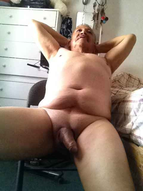 silverdaddy Naked mature