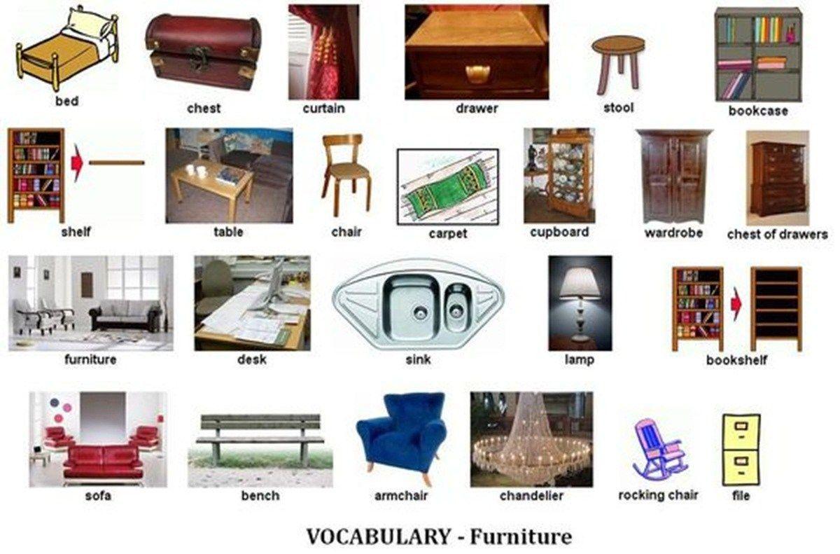 Home Furniture English Names Https Ift Tt 2x08ufm