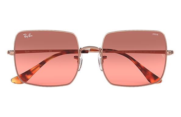 ray ban damen sonnenbrille square