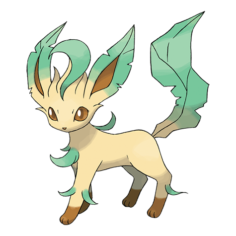 470 Leafeon | Gotta catch am all! | Pinterest | Pokémon, Pokemon ...