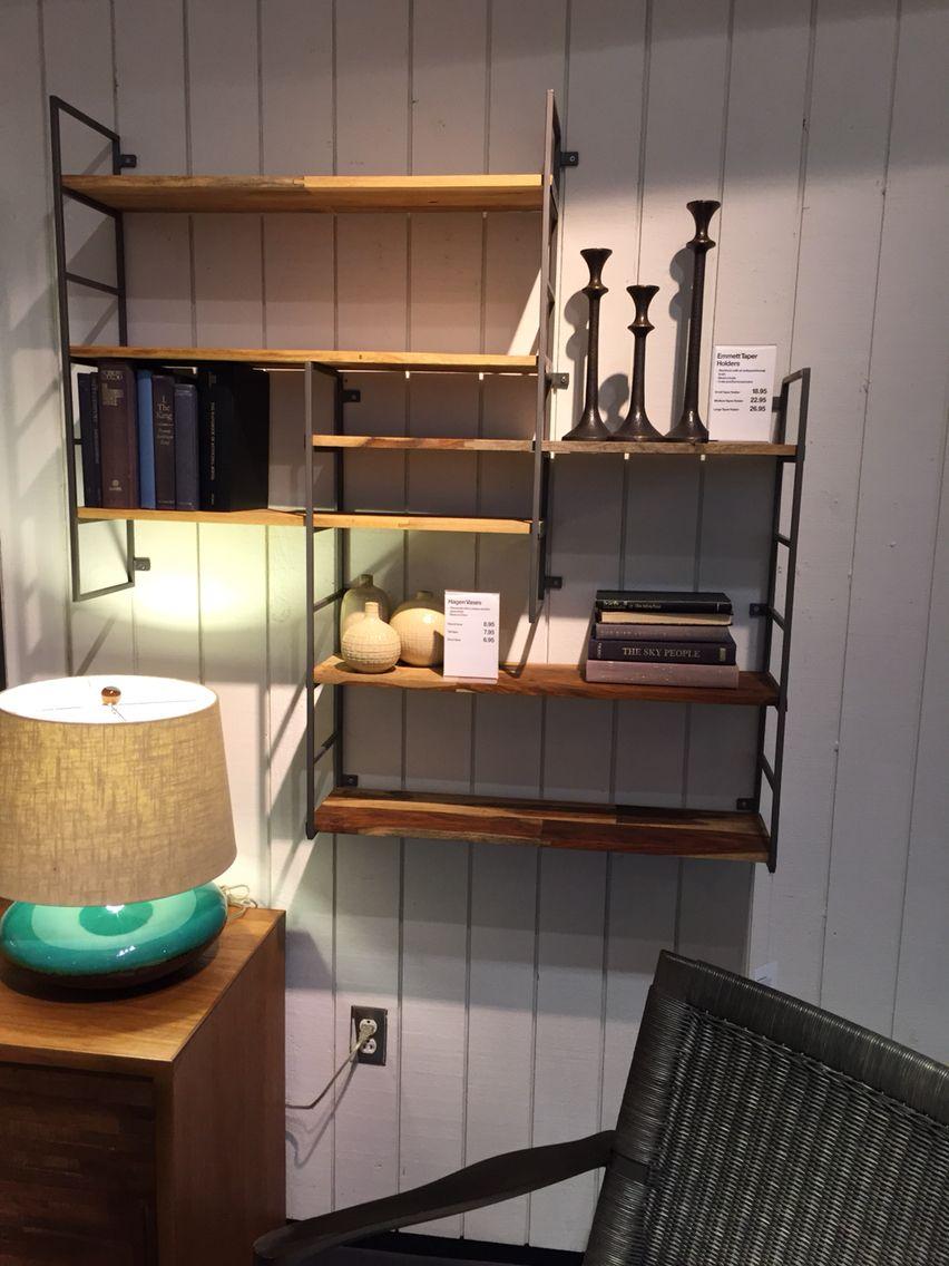 Crate Barrel Rubix Wall Shelf 30w 8 5d 30 5h Shelves Wall Shelves Home Decor