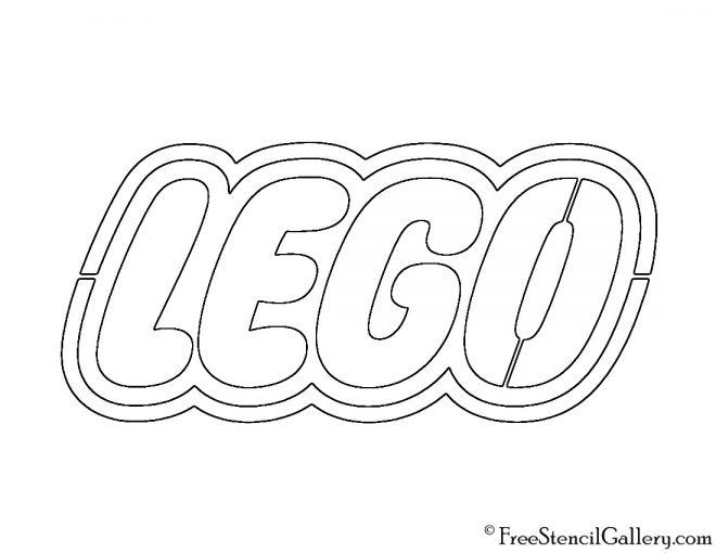 Lego Logo Stencil Free Stencil Gallery Free Stencils Printable Coloring Pages Lego