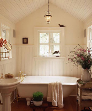 key interiorsshinay: cottage style bathroom design ideas