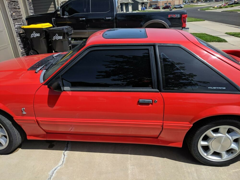 1993 Ford Mustang Cobra 1993 Ford Mustang Cobra Price
