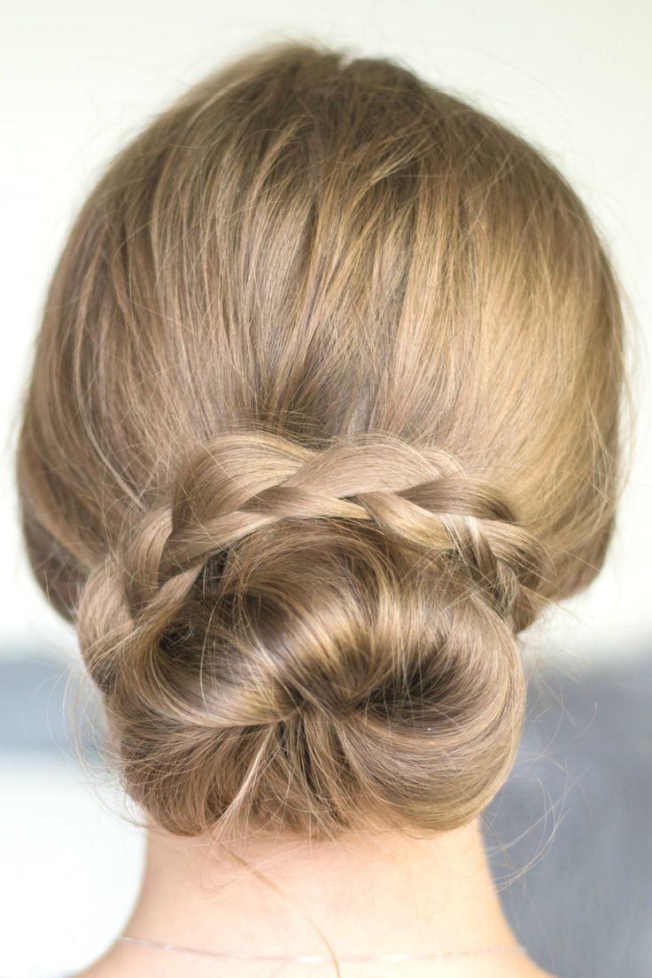 Pin by lesha.tulyusin on Hair in 2020 Hair tutorials