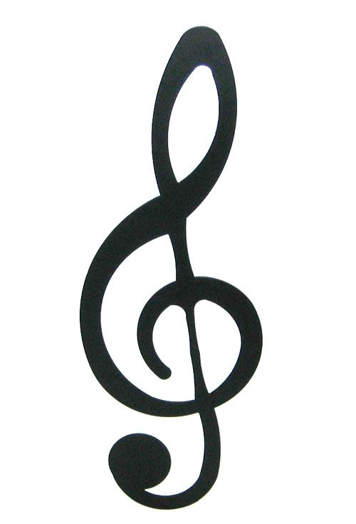 This Is A Treble Clef Used In Music Notation For This Assignment It