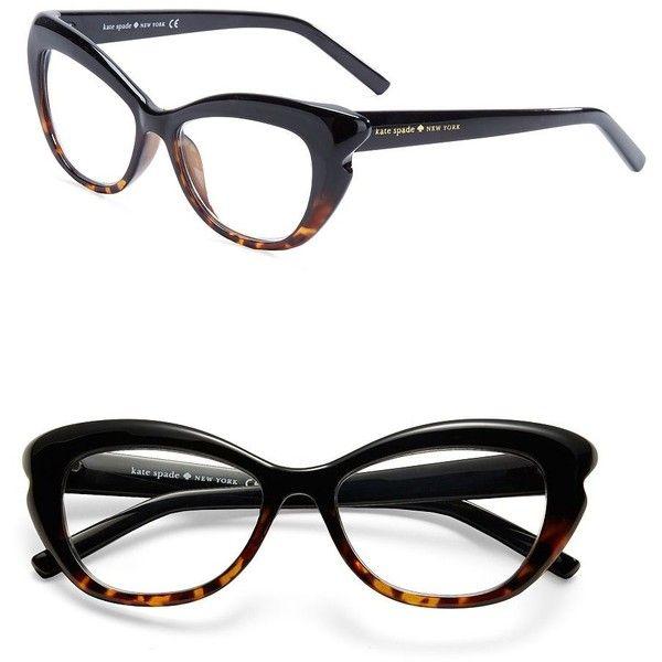 Kate Spade New York Alva 52mm Cat\'s-Eye Reading Glasses (93 AUD ...