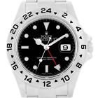 Rolex Explorer II 40 Parachrom Hairspring Steel Mens Watch 16570 #Rolex #Watch #rolexexplorer
