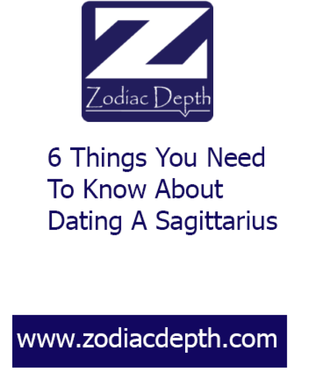 Things you need to know about dating a sagittarius