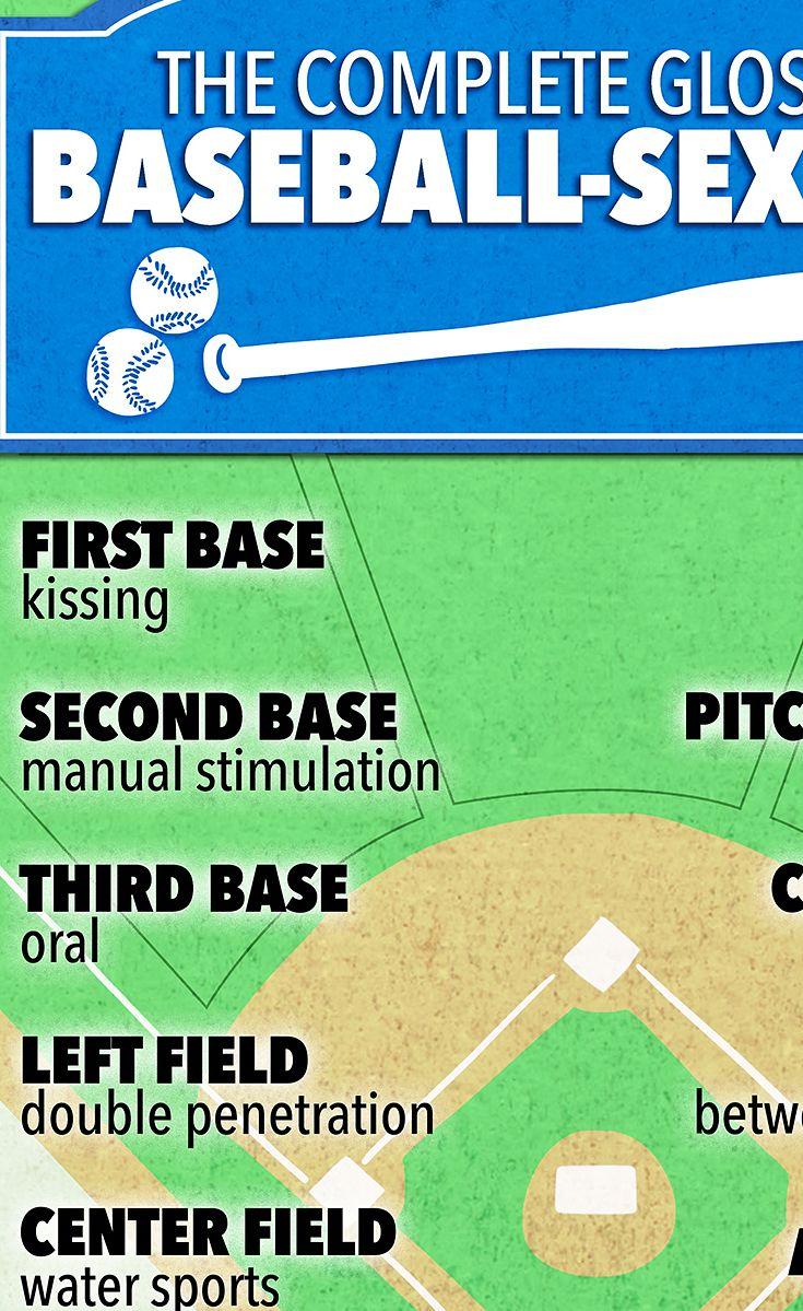 Sex baseball bases