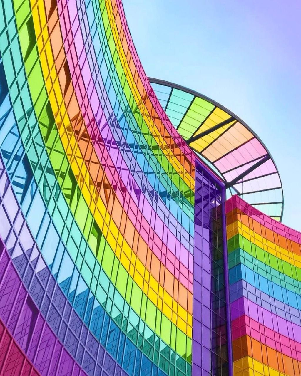 Rainbow Aesthetic With Images Rainbow Aesthetic Quote