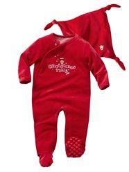 Strampler und Schmusetuch für Babys
