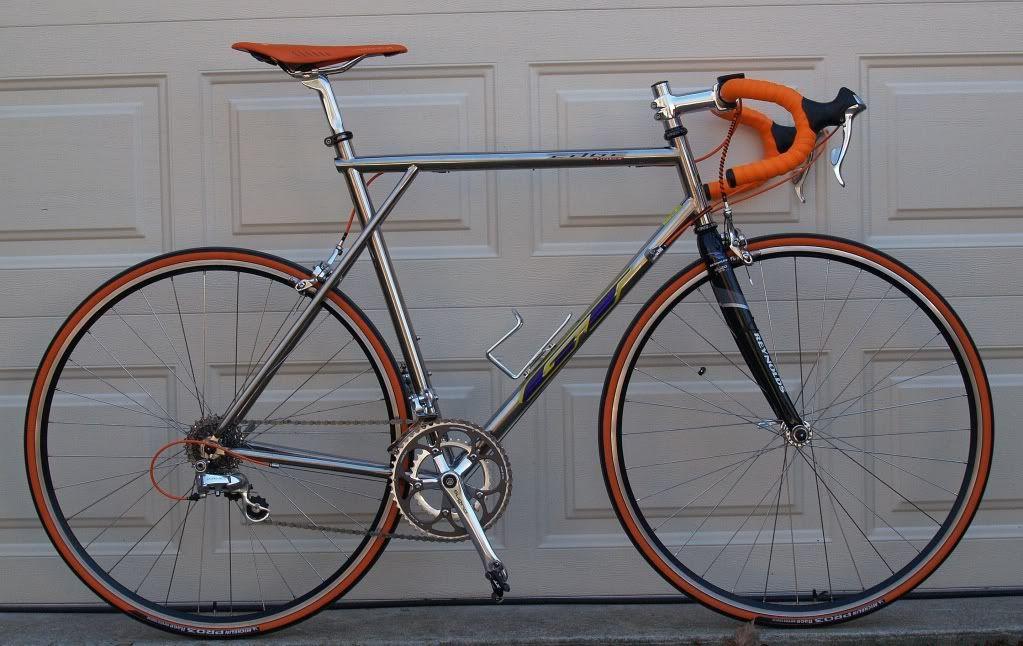 Gt Ti Edge Road Bikes Road Bike Vintage Bike
