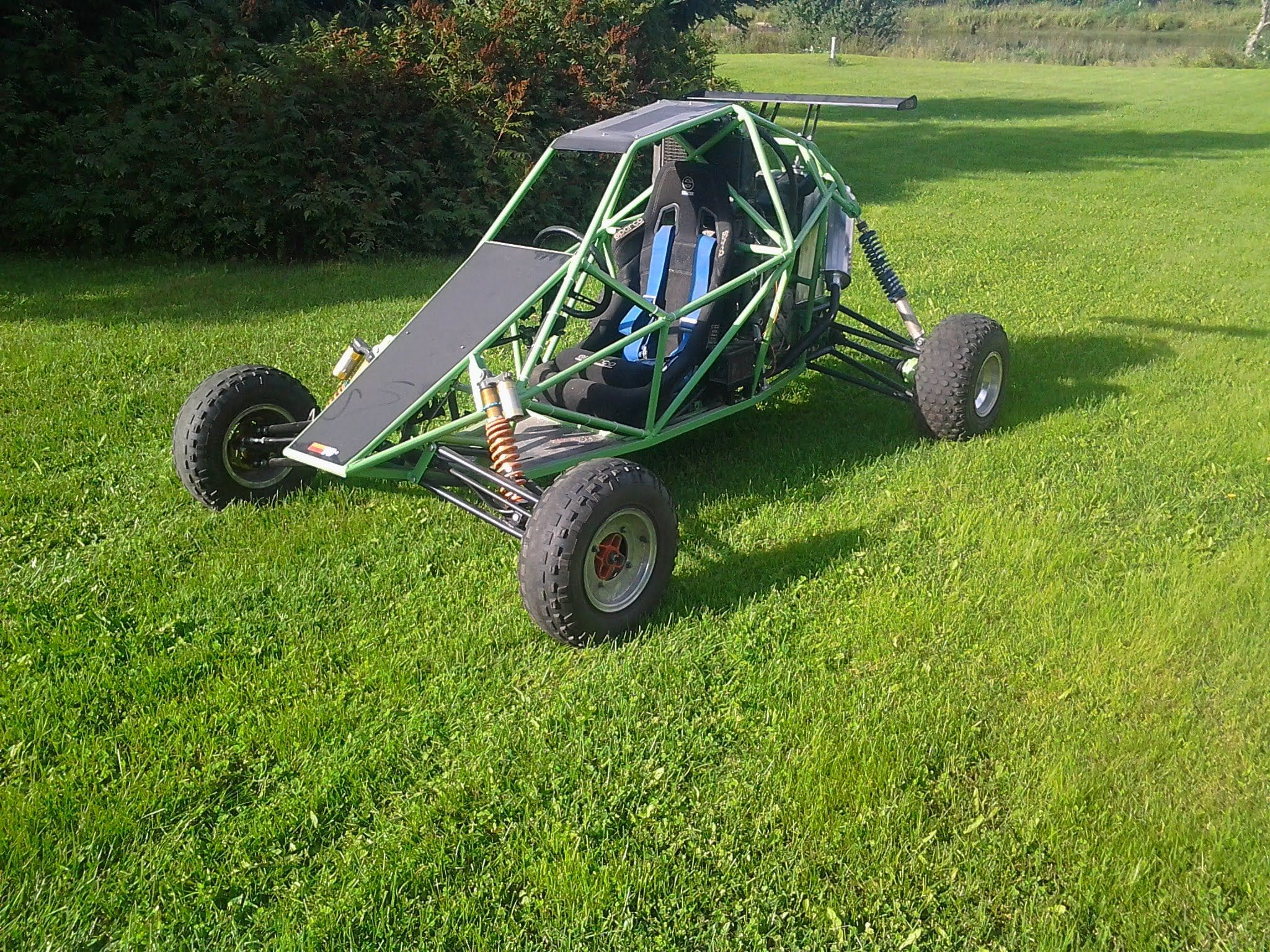 DIY Crosskart buggy | Cars and Carts | Diy go kart, Go ...